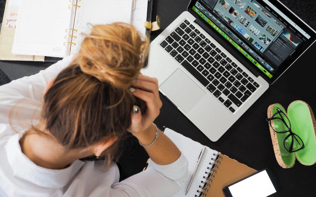 ¿Siempre tarde en sus citas, Inbox lleno, estrés todo el tiempo? – GTD le ayudará